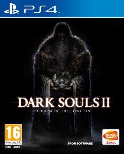 Joc PS4 Dark Souls II: Scholar of the First Sin