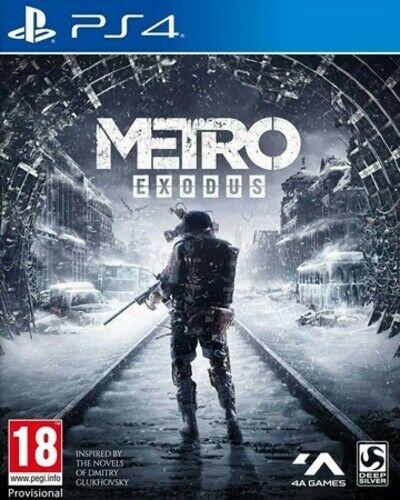 Joc PS4 Metro Exodus