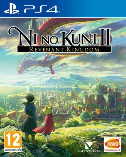 Joc PS4 Ni No Kuni II 2 Revenant Kingdom