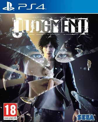 Joc PS4 Judgment