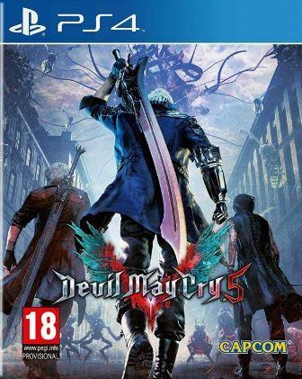 Joc PS4 Devil May Cry 5 - A