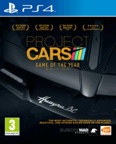 Joc PS4 Project Cars GOTY ED